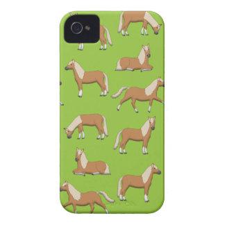 Étui iPhone 4 Haflinger