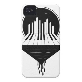 Étui iPhone 4 Horizon de piano