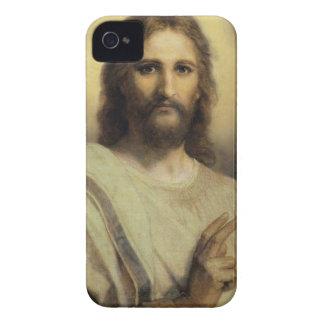 Étui iPhone 4 Image du seigneur - Heinrich Hofmann