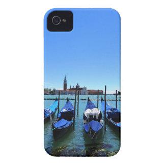 Étui iPhone 4 Lagune bleue à Venise, Italie