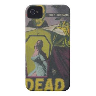 Étui iPhone 4 Le film de zombi de vampires