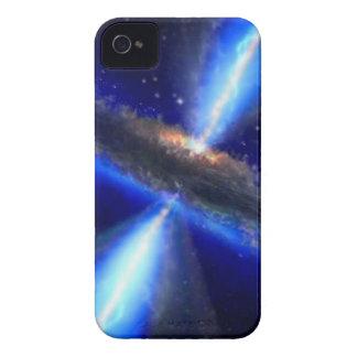 Étui iPhone 4 Le trou noir de NASAs suce tout l'Ae01f