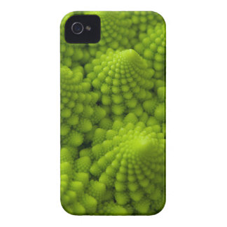 Étui iPhone 4 Légume de fractale de brocoli de Romanesco