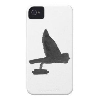 Étui iPhone 4 Livres de transport de hibou
