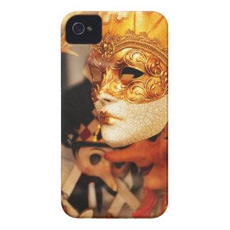 Étui iPhone 4 Masques vénitiens