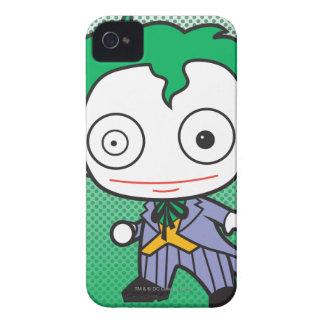 Étui iPhone 4 Mini joker