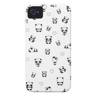 Étui iPhone 4 Motif de panda