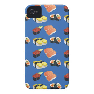Étui iPhone 4 Motif de sushi