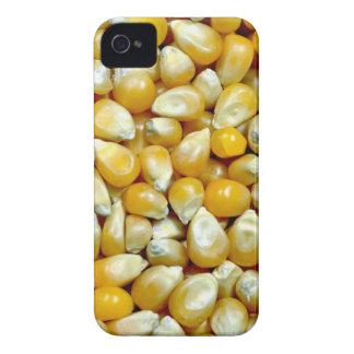 Étui iPhone 4 Motif jaune de noyaux de maïs éclaté
