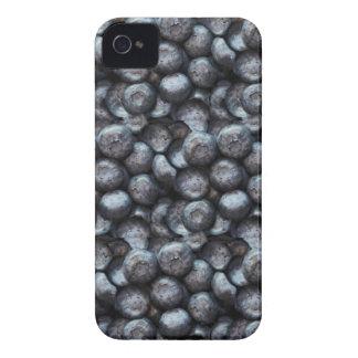 Étui iPhone 4 Motif mignon de fruit de myrtille