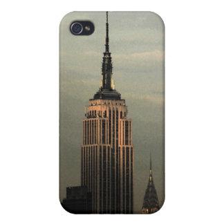 Étui iPhone 4 New York classique