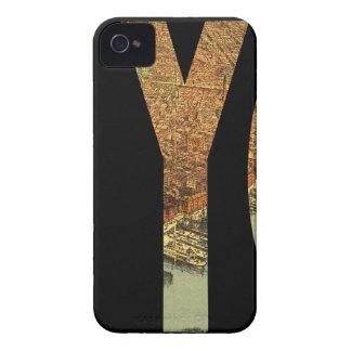 Étui iPhone 4 newyork1879
