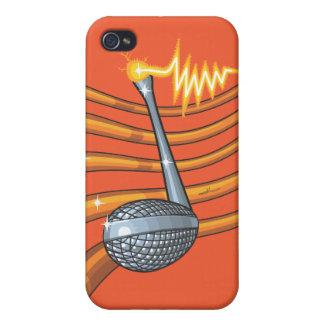 Étui iPhone 4 notes de fruit - micro