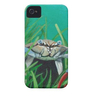 Étui iPhone 4 Oh là rencontrent le crabe de dessous de mer de