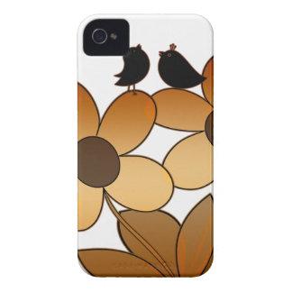 Étui iPhone 4 oiseau