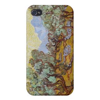 Étui iPhone 4 Oliviers de Vincent van Gogh |, 1889