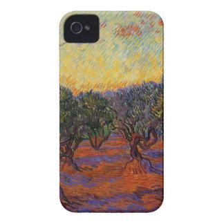 Étui iPhone 4 Oliviers - Vincent van Gogh