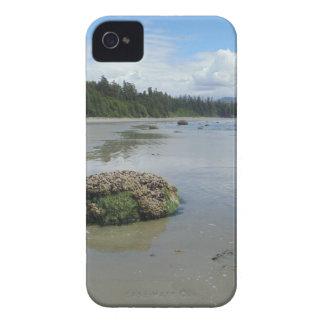 Étui iPhone 4 Plage 1 de baie de Florencia