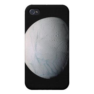 Étui iPhone 4 Rayures fraîches de tigre sur Enceladus