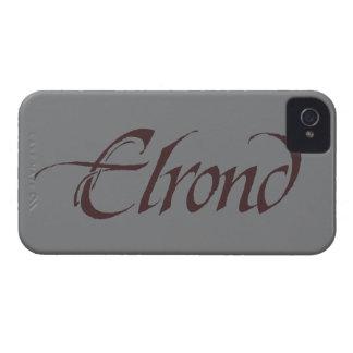 Étui iPhone 4 Solide nommé d'ELROND™