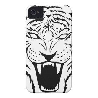 Étui iPhone 4 tigre