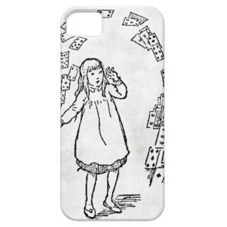 Étui iPhone 5 Alice dans le cas de Coque-Compagnon du pays des