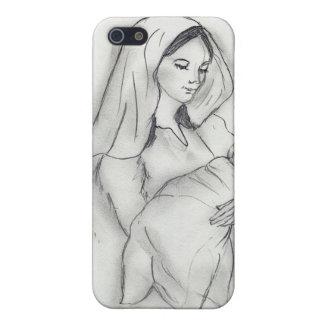 Étui iPhone 5 Amour de mères
