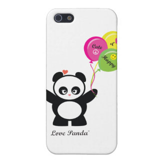 Étui iPhone 5 Amour Panda®