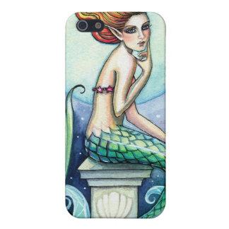 Étui iPhone 5 Bijou du coque iphone de sirène de mer