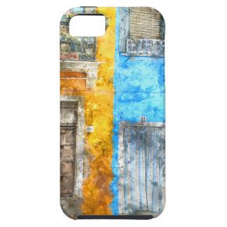 Étui iPhone 5 Burano Italie près de Venise Italie
