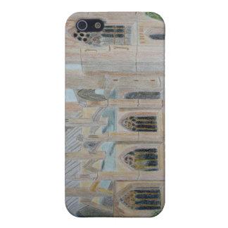 Étui iPhone 5 caisse de point de melrose_abbey