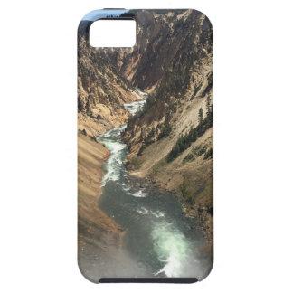 Étui iPhone 5 Canyon grand au parc de Yellowstone