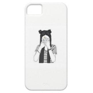 Étui iPhone 5 Cas Girly de téléphone