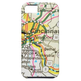 Étui iPhone 5 Cincinnati