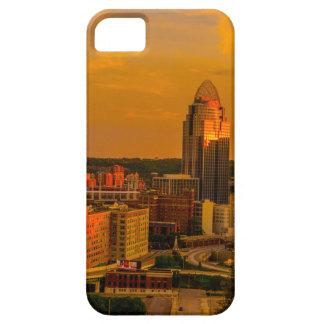 Étui iPhone 5 Cincinnati d'or