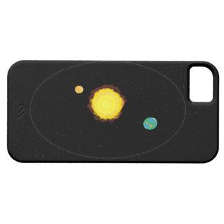 Étui iPhone 5 Conception de regard de l'espace