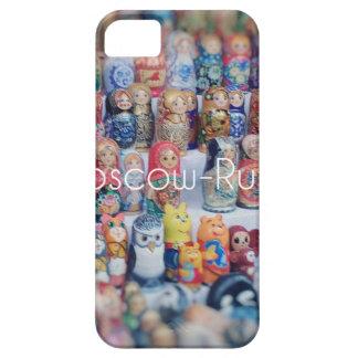 Étui iPhone 5 dolls_russia