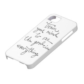 Étui iPhone 5 Formez votre esprit