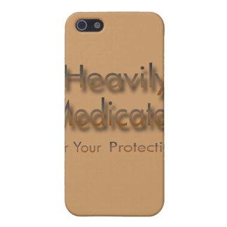 Étui iPhone 5 Fortement traité avec des médicaments pour votre