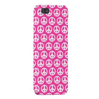 Étui iPhone 5 iPhone 5 de signe de paix