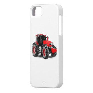 Étui iPhone 5 IPhone-SE d'image de tracteur+-
