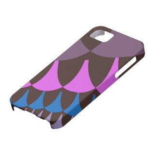 Étui iPhone 5 La framboise de chocolat mesure la caisse de