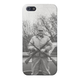 Étui iPhone 5 Le vieux chasseur de cerfs communs