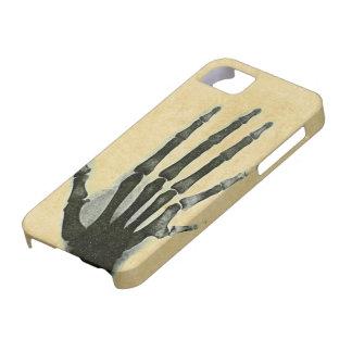 Étui iPhone 5 Main de rayon X avec le cas supplémentaire de