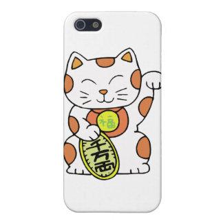 Étui iPhone 5 Maneki Neko