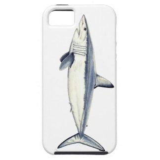 Étui iPhone 5 Marrajo - Isurus oxyrinchus-Funda carcasse de