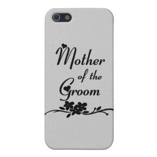 Étui iPhone 5 Mère du marié