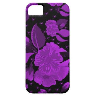 Étui iPhone 5 motif de fleur 3