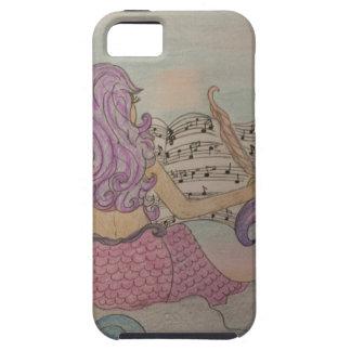 Étui iPhone 5 Musique de sirène