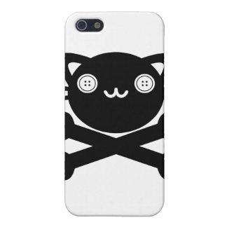Étui iPhone 5 Nerf de boeuf (chat)